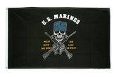 US Marine Corps Mess with the Best Flag - 3x5 ft