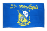 US Navy Blue Angels Flag - 3x5 ft