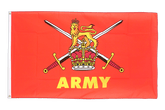 Large British Army Flag - 5x8 ft