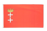 Gdansk Flag - 3x5 ft