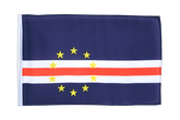 Small Cape Verde Flag - 12x18""