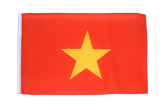 Small Vietnam Flag - 12x18""