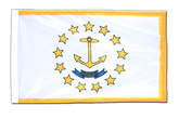 Small Rhode Island Flag - 12x18""