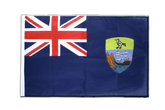 Sleeved Saint Helena Flag PRO - 2x3 ft