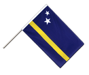 Curacao Hand Waver Flag ECO - 2x3 ft