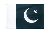Pakistan Grommet Flag PRO - 2x3 ft