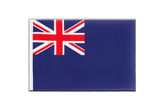 Fanion Naval Blue Ensign 1659 - 15 x 22 cm