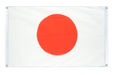 Japan Grommet Banner Flag - 3x5 ft, landscape