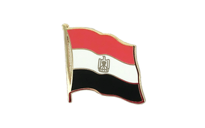 Egypt - Flag Lapel Pin
