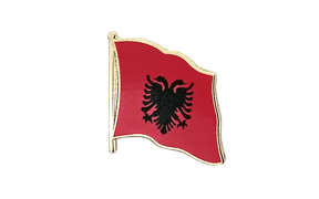 Albania - Flag Lapel Pin
