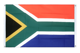 South Africa - Banner Flag 3x5 ft, landscape
