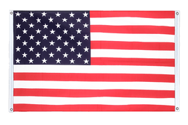 USA - Banner Flag 3x5 ft, landscape
