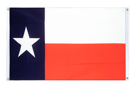Texas - Banner Flag 3x5 ft, landscape