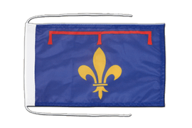 Provence - Flag with ropes 8x12""