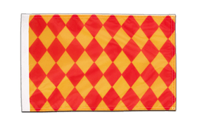 Angoumois - 12x18 in Flag