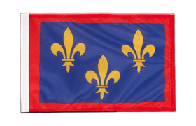 Anjou - 12x18 in Flag