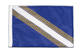 Small Champagne-Ardenne Flag - 12x18""