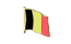 Belgium - Flag Lapel Pin