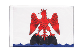 County of Nice - 12x18 in Flag