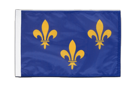 Île-de-France - 12x18 in Flag