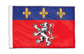 Lyon - 12x18 in Flag