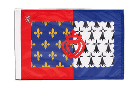 Pay de la Loire - 12x18 in Flag