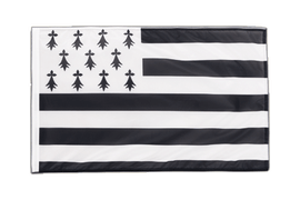 Brittany - Sleeved Flag PRO 2x3 ft