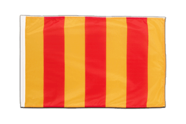 Sleeved County of Foix Flag PRO - 2x3 ft