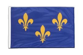 Île-de-France - Sleeved Flag PRO 2x3 ft