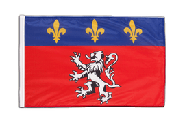 Lyon - Sleeved Flag PRO 2x3 ft