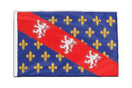 County of La Marche - Sleeved Flag PRO 2x3 ft
