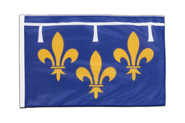 Orléanais - Sleeved Flag PRO 2x3 ft
