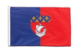 Paris - Sleeved Flag PRO 2x3 ft