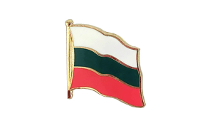 Bulgaria - Flag Lapel Pin