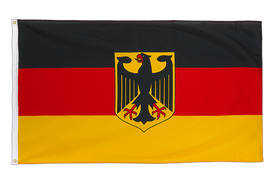 Germany Dienstflagge Flag - 3x5 ft CV