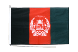 Afghanistan Boat Flag - 2x3 ft