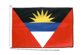 Antigua and Barbuda - Boat Flag PRO 2x3 ft