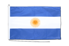 Argentinien - Bootsflagge PRO 60 x 90 cm