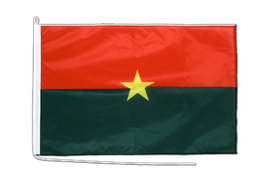 Burkina Faso - Boat Flag PRO 2x3 ft