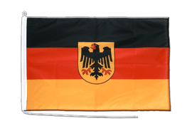 Germany Dienstflagge - Boat Flag PRO 2x3 ft