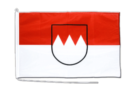 Franconia Boat Flag - 2x3 ft