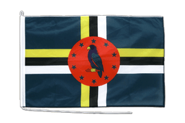 Dominica - Boat Flag PRO 2x3 ft