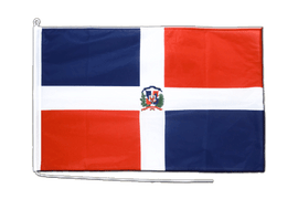 Dominican Republic - Boat Flag PRO 2x3 ft