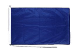 Blue Boat Flag - 2x3 ft