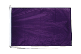 Purple - Boat Flag PRO 2x3 ft
