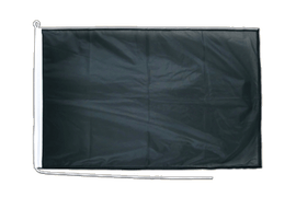 Black - Boat Flag PRO 2x3 ft