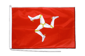 Isle of man - Boat Flag PRO 2x3 ft