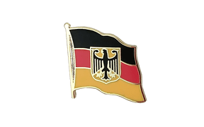Germany Dienstflagge - Flag Lapel Pin