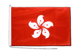 Hong Kong - Boat Flag PRO 2x3 ft