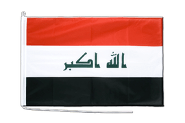 Iraq 2009 Boat Flag - 2x3 ft